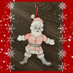Kids Workshop - Kerstmannen Trekpoppen maken inzetten?