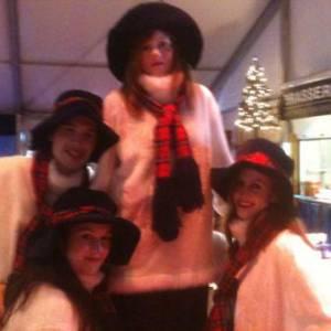 Het Te Gekke Sneeuwpoppen Team boeken?