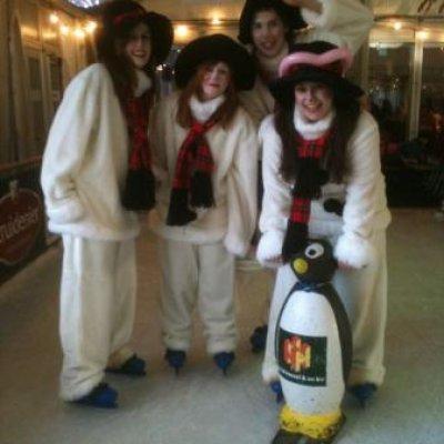 Het Te Gekke Sneeuwpoppen Team inhuren?