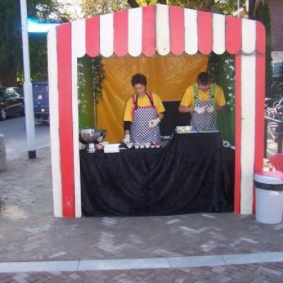 Kids Fruit Terras huren
