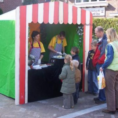 Kids Fruit Terras inhuren