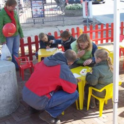 Het Kids Fruit Terras boeken