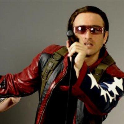Foto van Just like Bono - Bono Look a Like   JB Productions