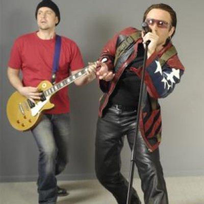 Foto van U2 Look a Likes Unplugged   JB Productions