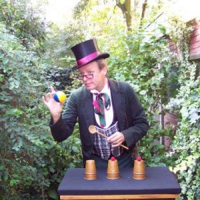 Foto van Tricky Dickens | SintenKerst