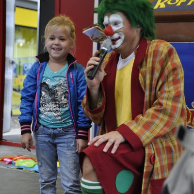 Foto van Clown Jopie & Tante Angelique Kindershow | JB Productions