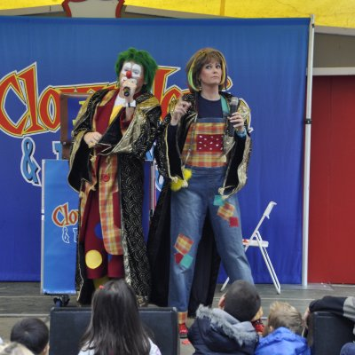 Foto van Clown Jopie & Tante Angelique Kindershow | Kindershows.nl
