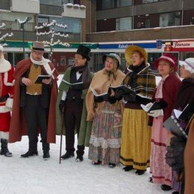Foto van The X-Mas Vocals - A Capella Kerstkoor | SintenKerst
