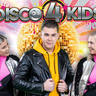 Disco 4 Kids - Kindershow inzetten