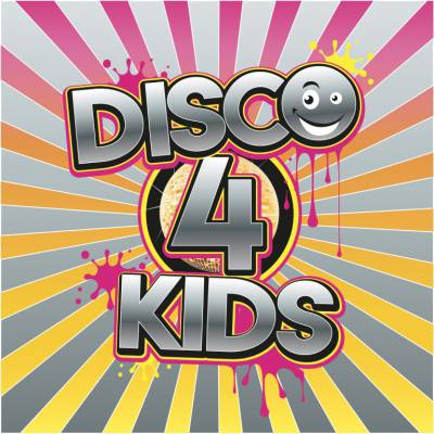 Disco 4 Kids - Kindershow boeken of inhuren