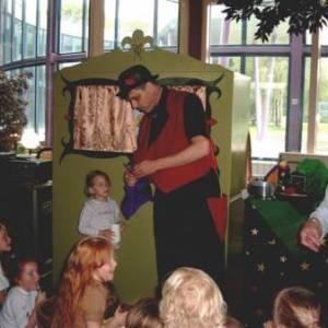 Kindershow Goochelaar Richard Top inhuren?