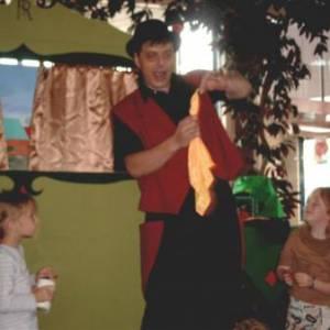 Kindershow Goochelaar Richard Top boeken of inhuren?