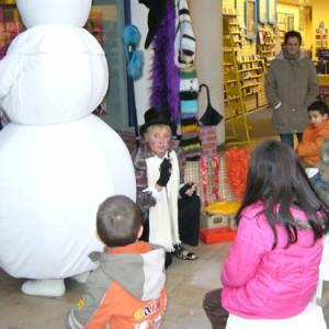 Stuffy de Schoorsteenveger en de Sneeuwpop boeken