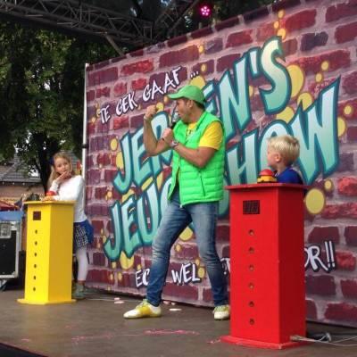 Fotoalbum van Jeroens Jeugdshow | kindershows.nl