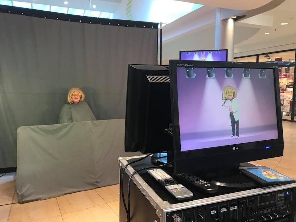 Foto van Boogie Bodies de interactieve videosensatie | Artiestenbureau JB Productions
