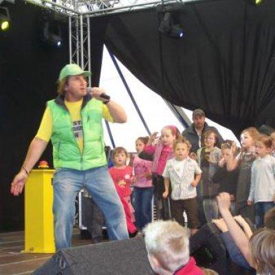 Fotoalbum van Jeroen's Verkeers Jeugdshow | Kindershows.nl