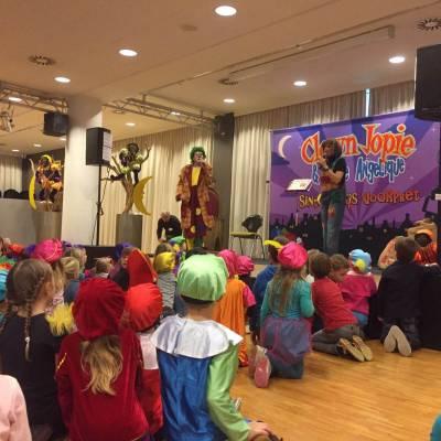 Sinterklaasshow boeken voor op locatie