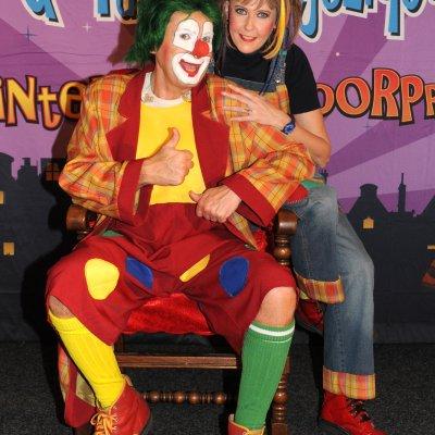 Bekende Clown huren voor je Sinterklaasfeest