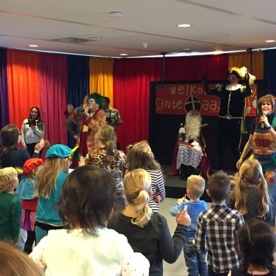 Muzikale Sinterklaasshow inhuren