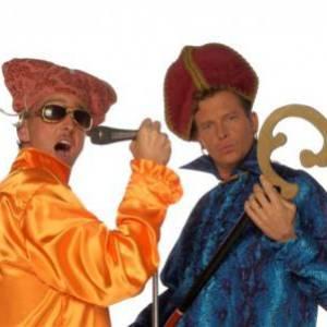Gebroeders Ko Sint Meezing Sjo - Sinterklaasshow boeken
