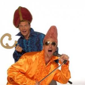 Gebroeders Ko Sint Meezing Sjo - Sinterklaasshow inhuren