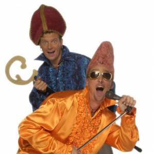 Gebroeders Ko Sint Meezing Sjo - Sinterklaasshow inzetten