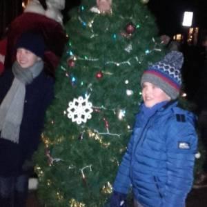 De Wandelende Kerstboom inhuren?