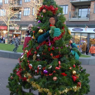 Foto van De Wandelende Kerstboom | SintenKerst