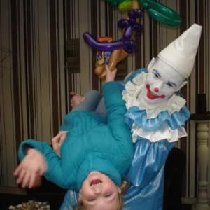 Clown Zassie Kindershow inzetten?