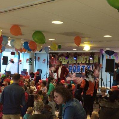 Foto van De Pepernoten Party - Sinterklaasshow | Sinterklaasshow.nl