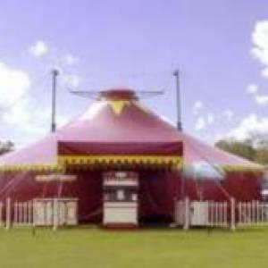 Compleet Circus programma inzetten