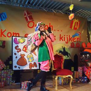 Sinterklaasshow Oooh Kom er eens Kijken inhuren voor jouw Sinterklaasfeest