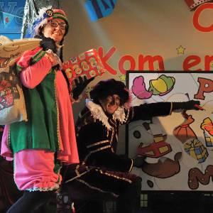 Sinterklaasshow Oooh Kom er eens Kijken inclusief Sinterklaasbezoek