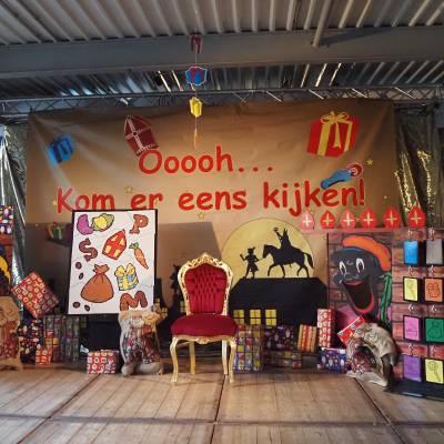 Boek Sinterklaasshow Oooh Kom er eens Kijken voor jouw Sinterklaasfeest