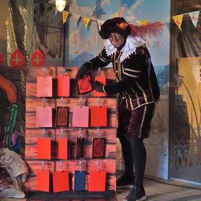 Traditionele Sinterklaasshow Oooh Kom er eens Kijken Boeken of Inhuren?