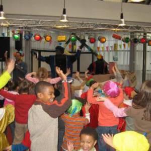 Sinterklaasshow Pieten Disco Pret Show inhuren