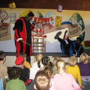 Sinterklaasshow Pieten Disco Pret Show boeken of inhuren