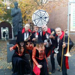 Swinging Dixieband - Dracula boeken?