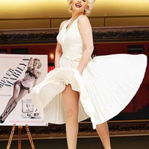 Marilyn Monroe Look a Like boeken voor een optreden