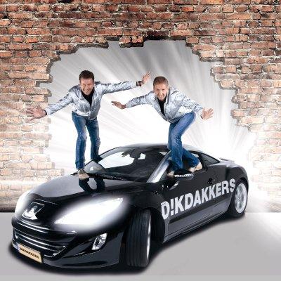 Download promotiefoto van De Dikdakkers