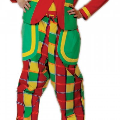Promotiefoto Persfoto 2 Steltlopende Clowns
