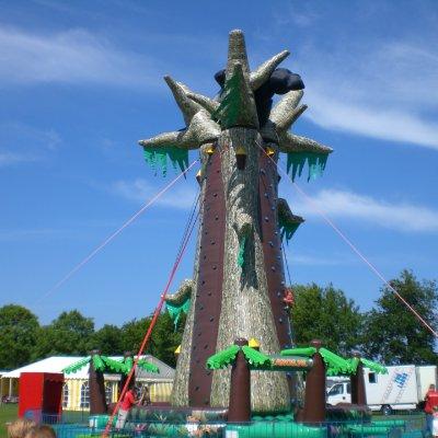 Promotiefoto Gorilla Climb - De grootste Klimtoren van Europa