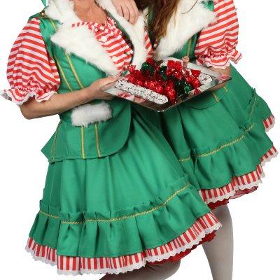 Promotiefoto 2 Kerstvrouwtjes