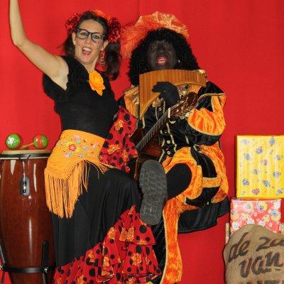 Promotiefoto Het Spaanse Sinterklaasfeest