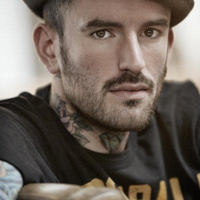 Download promotiefoto van Ben Saunders