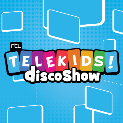 Promotiefoto Logo Telekids Discoshow