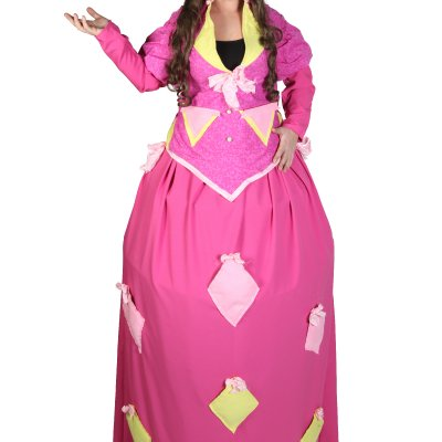Promotiefoto Spekjes Prinses
