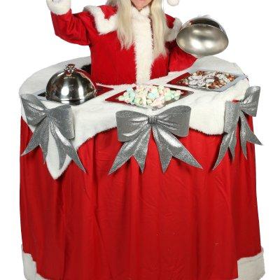 Promotiefoto Walking Table - Christmas