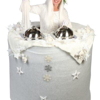 Promotiefoto Walking Table - Winter Koningin