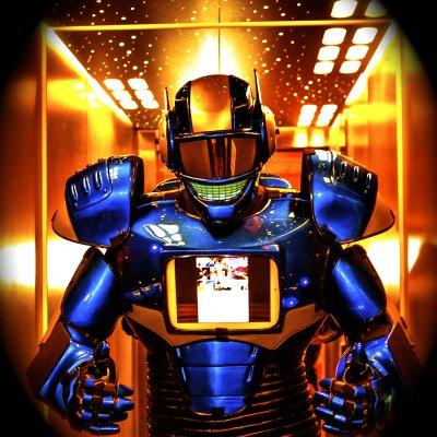 Promotiefoto Persfoto I.K. Robot